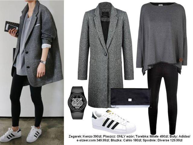 Jak stylizować kultowe buty Adidas Superstar? (FOTO)