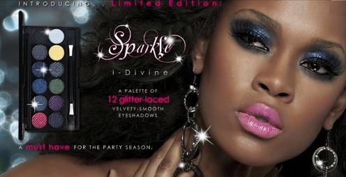 Nowa paleta cieni Sleek I-Divine Sparkle 2