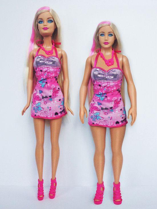 Barbie z ciałem normalnej kobiety (FOTO)