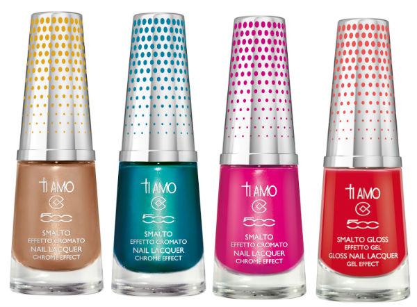 Collistar - Ti Amo 500 - makijaż wiosna lato 2016