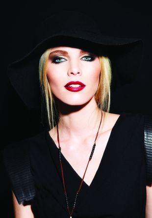 makijaż jesień 2013