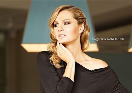 Małgorzata Socha w kampanii marki Tiffi (FOTO)