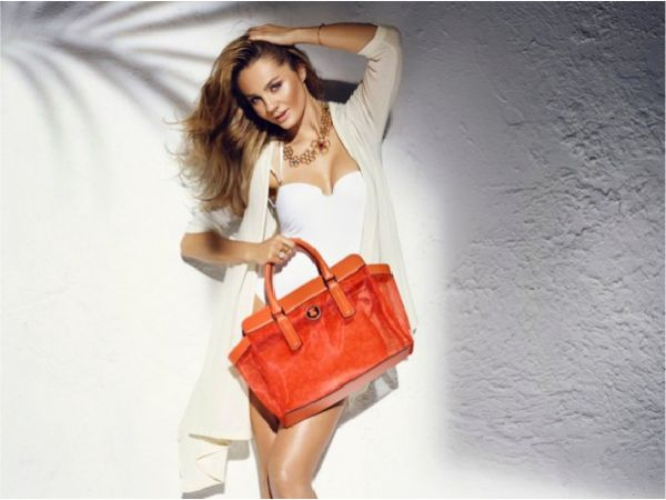Małgosia Socha ponownie w kampanii marki Tous (FOTO)