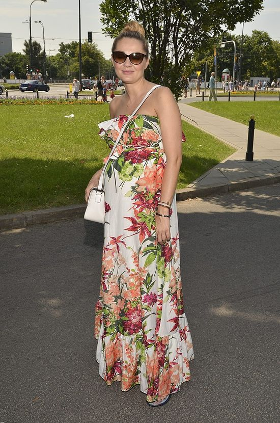 Małgosia Socha w sukience Bizuu (FOTO)