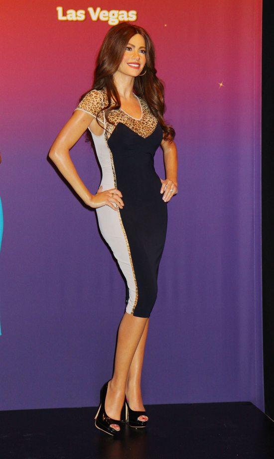 Sofia Vergara w sukience Michaela Korsa (FOTO)