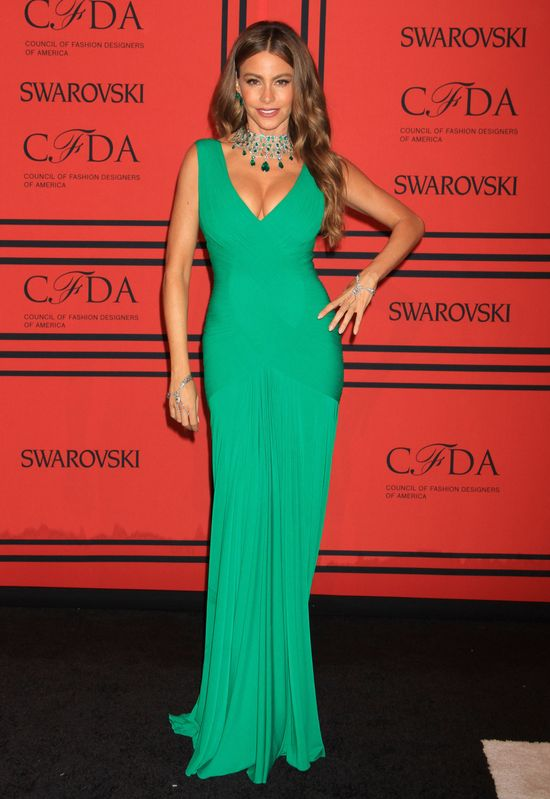Gwiazdy na gali CFDA Fashion Awards 2013
