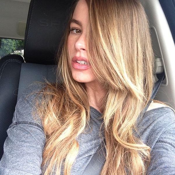 Sofia Vergara przefarbowała się na blond (FOTO)