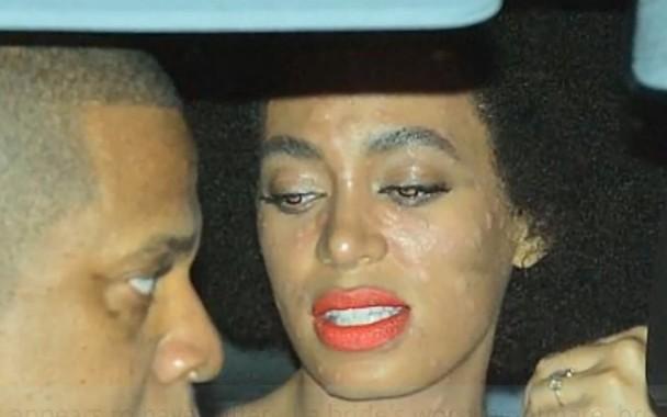Koszmar Panny Młodej: co się stało z twarzą Solange?!