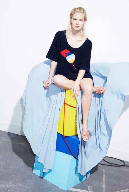 Sonia Rykiel kampania wiosna-lato 2014