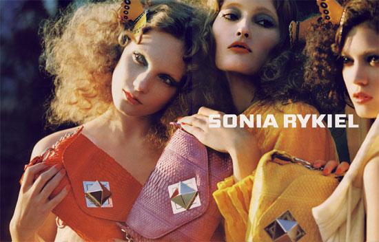 Kampania reklamowa Sonii Rykiel
