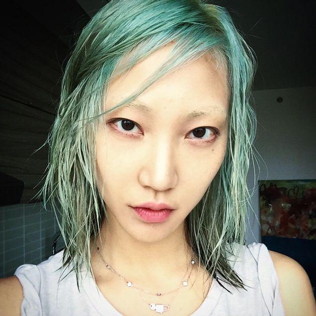 Modelki, które noszą pastelowe włosy (FOTO)