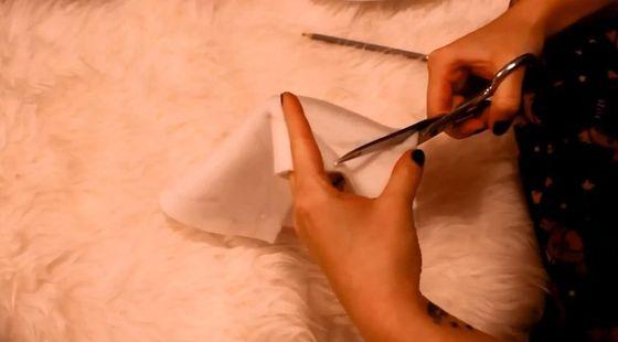 DIY: Świąteczne poduszeczki (FOTO+VIDEO)