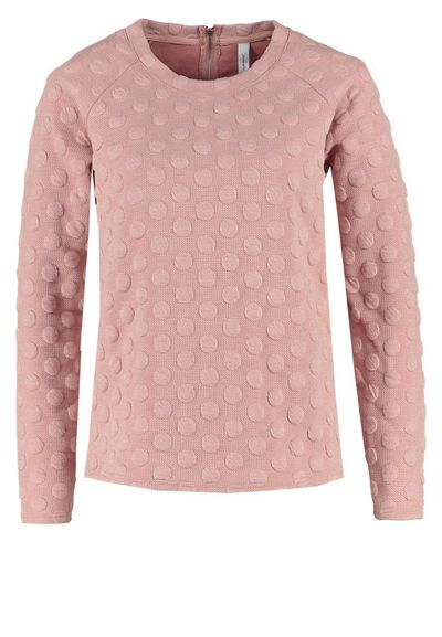 Różowe bluzy - Przegląd 10 topowych propozycji z sieciówek