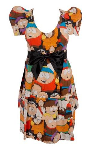 Jean Charles de Castelbajac zainspirowany South Parkiem