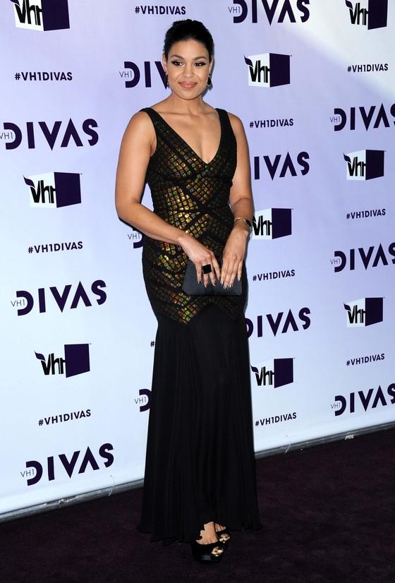 Jordin Sparks niczym syrena na gali VH1 Divas