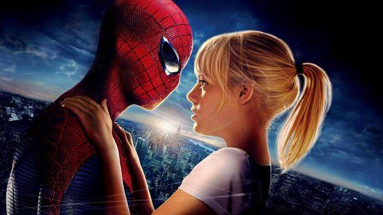 Linia inspirowana filmem Niesamowity Spiderman od Revlona!