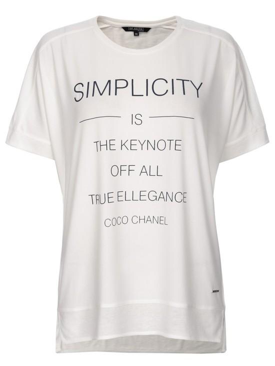 T-shirty z nadrukami - przegląd na wiosnę