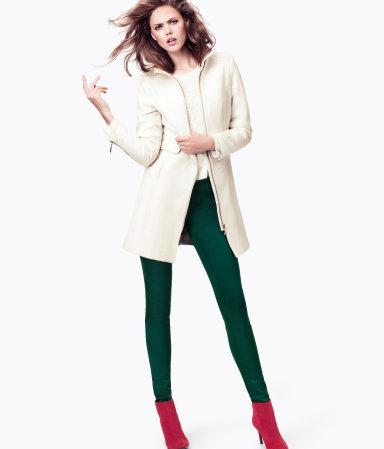 Sofia Vergara w zielonych rurkach (FOTO)