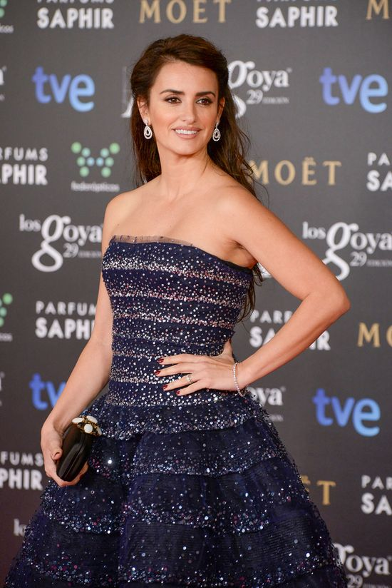 Bezkonkurencyjna Penelope Cruz na Goya Cinema Awards