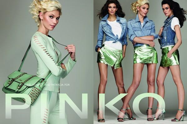 Kulisy i efekt finalny sesji wizerunkowej marki Pinko