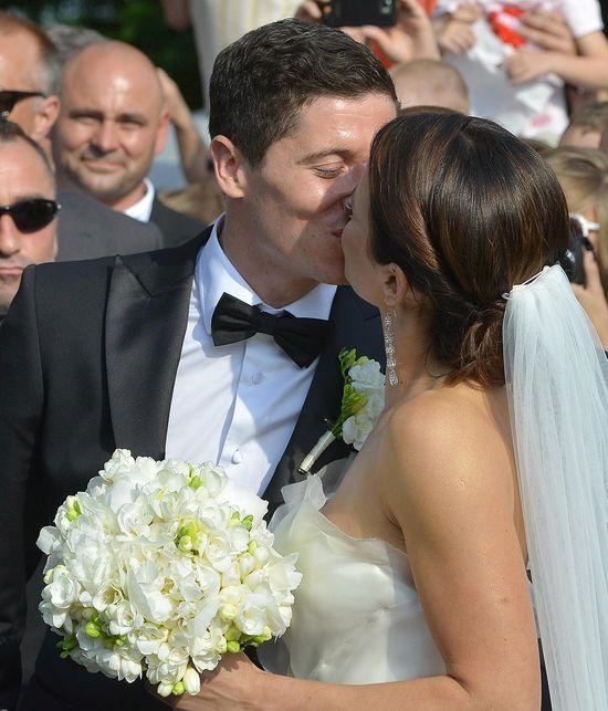Suknia ślubna Anny Stachurskiej (FOTO)