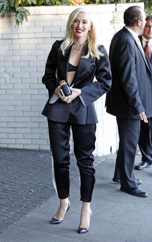 Gwen Stefani na okładce styczniowego Vogue