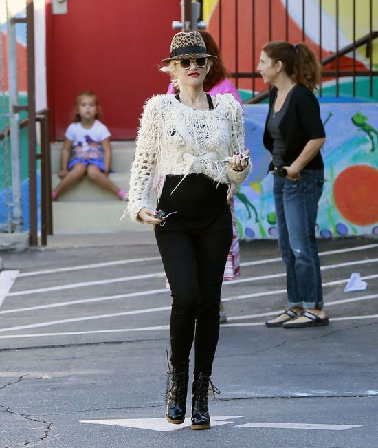 Gwen Stefani w botkach swojego projektu (FOTO)