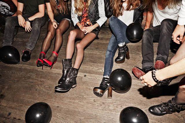 Rockandrollowa kolekcja butów od Steve'a Maddena (FOTO)