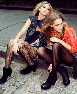 the blonde belles