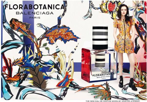 Kristen Stewart twarzą perfum Balenciaga