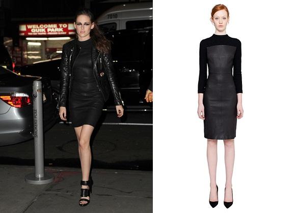 Kristen Stewart w sukience A.L.C