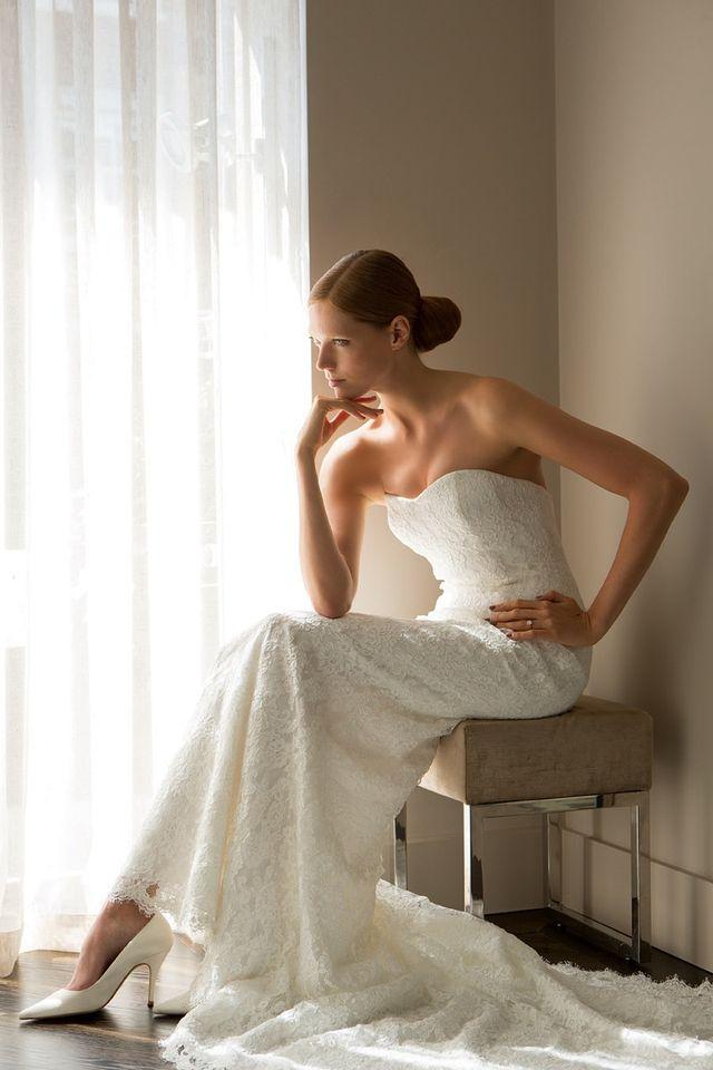 Suknie ślubne Stewarta Parvina
