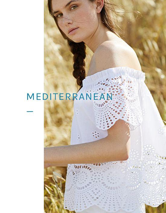 Stradivarius Mediterranean -