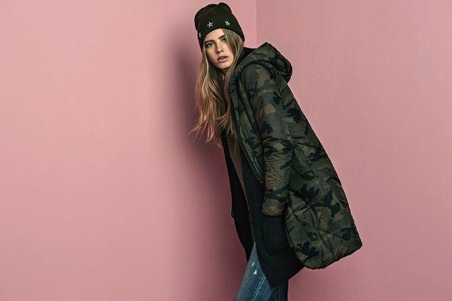 Stradivarius Cold, So Cold - Zimowam moda 2016 w młodzieżowym stylu