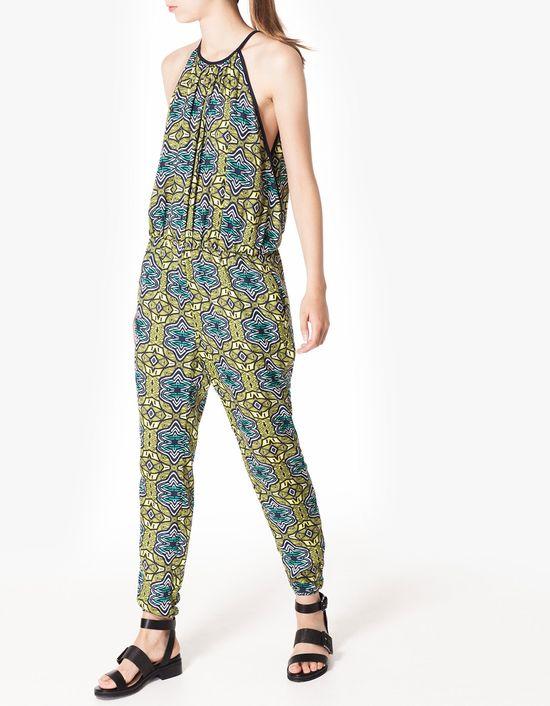 Kombinezony - modny trend w sieciówkach (FOTO)