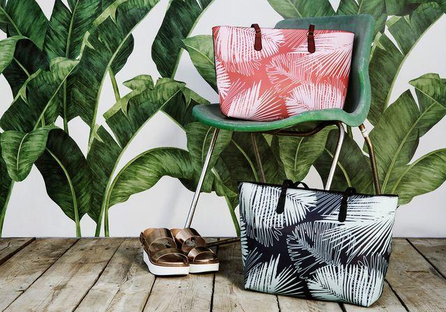 Stradivarius Tropical Vibes - Tropikalne akcenty na lato 2016