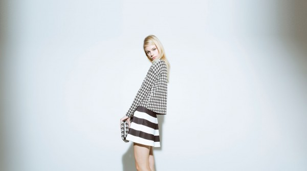 Stradivarius lookbook listopad 2013