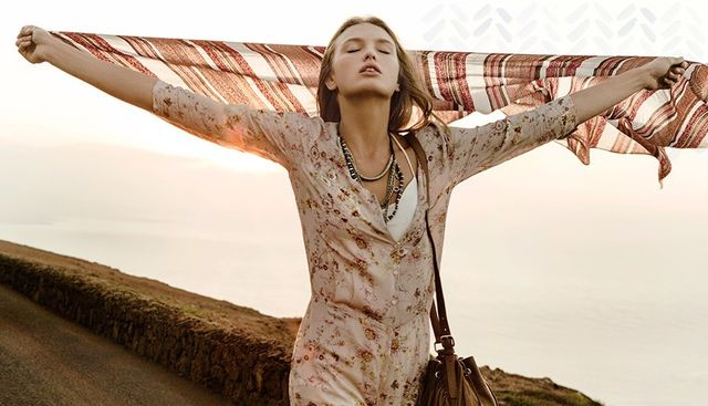Stradivarius The Runway - Nowy katalog sieciówki (FOTO)