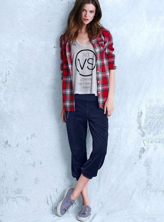 Struss i Frąckowiak w jesiennym katalogu Victoria's Secret