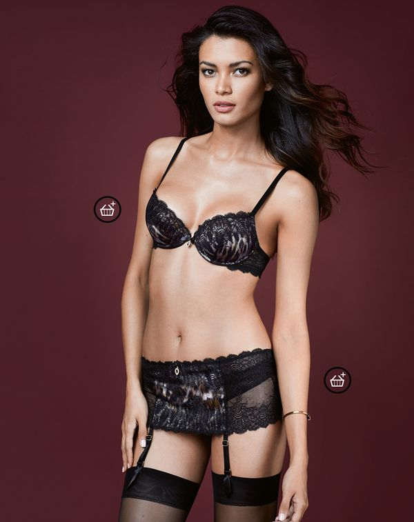 Lookbook Intimissimi Corsetry - zima 2014 (FOTO)