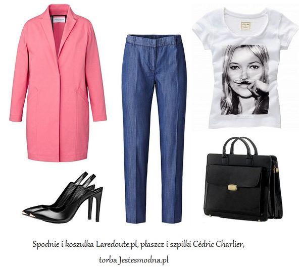 Jeansowe akcenty w wiosennych stylizacjach (FOTO)