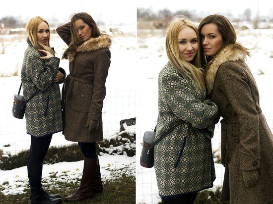 Wasze stylizacje: Karolina i Marysia