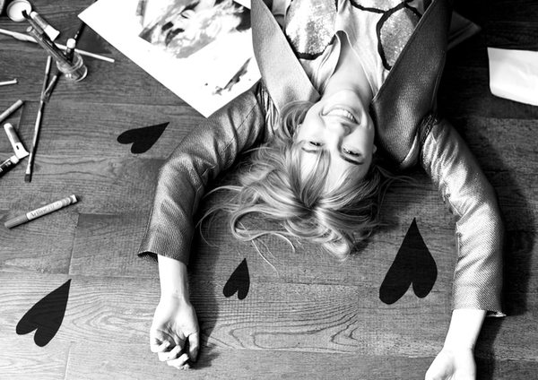 Suki Waterhouse w kampanii Sass & Bide