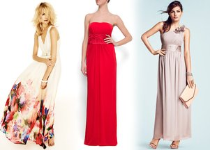 Eleganckie sukienki maxi - przegląd