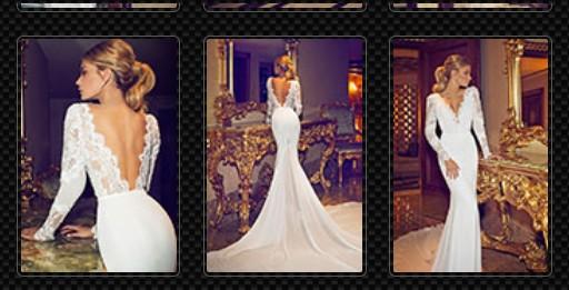Widziałyście zdjęcie sukni ślubnej Jennifer Aniston?