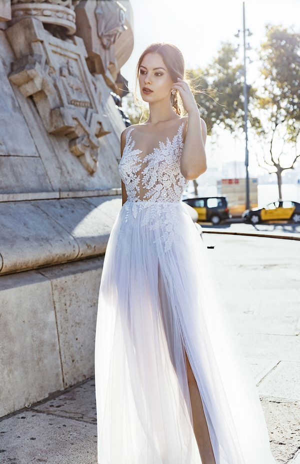 To NIE JEST kampania reklamowa Berty Bridal! Za tymi pięknymi sukniami stoją...