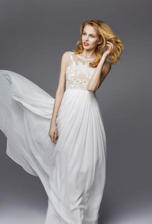 Suknie ślubne Rina Cossack 2013