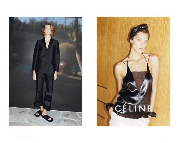 Daria Werbowy ponownie dla Celine