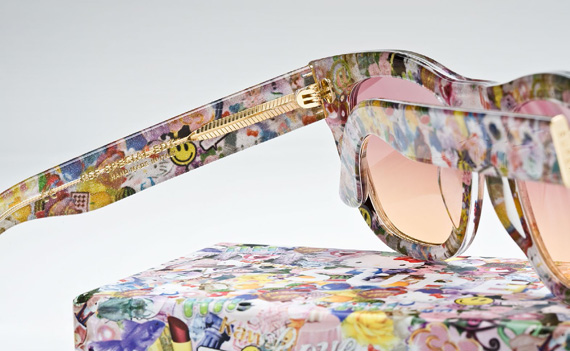 Okulary dla fanki Hello Kitty