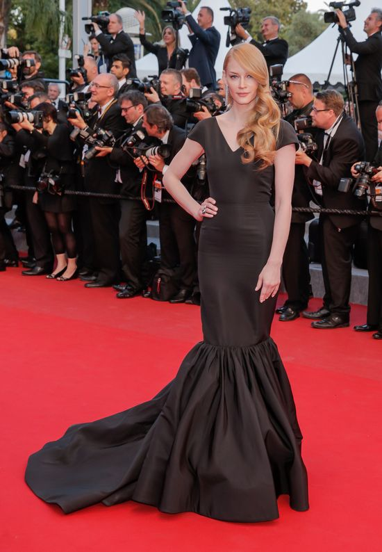 Zachwycające kreacje z czwartego dnia Festiwalu w Cannes